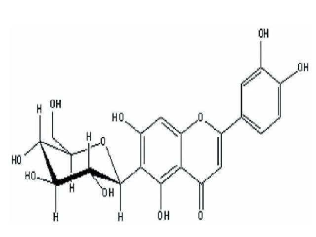 Compound 1 ( Isoorientin).
